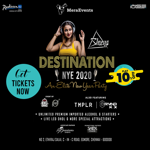 New Year Eve Party Events Celebrations In Chennai 2020 Meraevents
